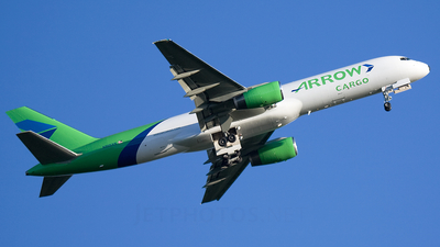 N868AN - Boeing 757-23A(PF) - Arrow Cargo
