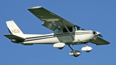 ZK-FCQ - Cessna 152 II - Private