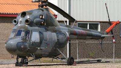 B-2910 - PZL-Swidnik Mi-2 Hoplite - Czech Republic - Police