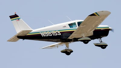 A picture of N98153 - Piper PA28140 - [2826078] - © Angel Natal