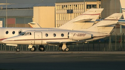F-GBRF - Dassault Falcon 10 - Aéro Services Executive