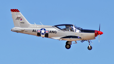 A picture of N272C -  - [2001] - © Brad Campbell
