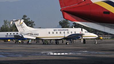 9N-AHZ - Beech 1900D - Guna Airlines