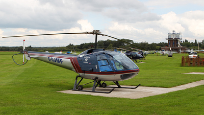 G-OJMF - Enstrom 280FX Shark - Private