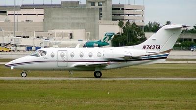 Beechcraft 400A Beechjet - BMG Aviation