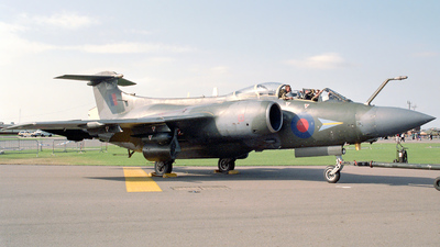 XV867 - Blackburn Buccaneer S.2B - United Kingdom - Royal Air Force (RAF)