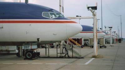 N287FE - Boeing 727-2D4(Adv)(F) - Federal Express