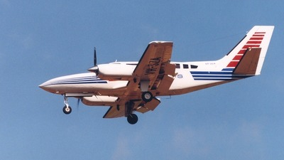 A picture of VHSZA - Cessna 404 - [4040205] - © Nathan Long