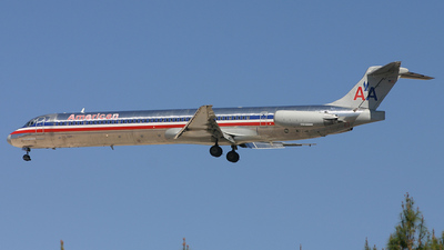 N9413T - McDonnell Douglas MD-83 - American Airlines