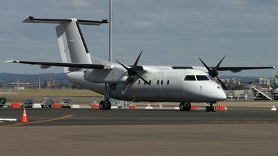 VH-JSZ - Bombardier Dash 8-102 - Aeromil