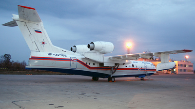 RF-32766 - Beriev Be-200ES - Russia - Ministry for Emergency Situations (MChS)