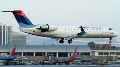 Bombardier CRJ-100ER - Delta Connection (SkyWest Airlines)