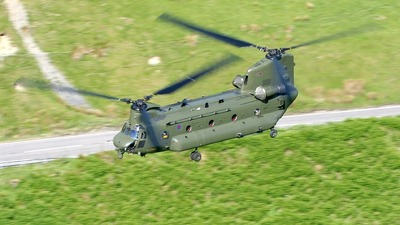 ZA684 - Boeing Chinook HC.2 - United Kingdom - Royal Air Force (RAF)