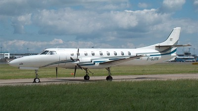 Fairchild SA227-AC Metro III - Champagne Airlines