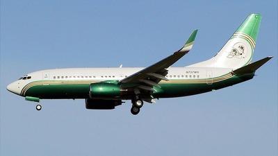 Boeing 737-75T(BBJ) - Victory Aviation