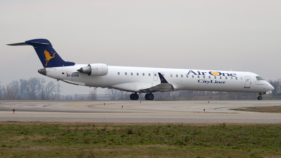 EI-DVR - Bombardier CRJ-900ER - Air One CityLiner