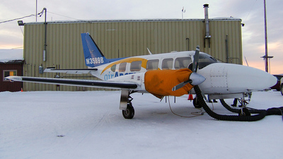N3589B - Piper PA-31-350 Chieftain - Air Arctic