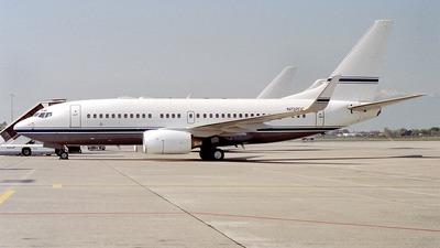 Boeing 737-74Q(BBJ) - Mid East Jet