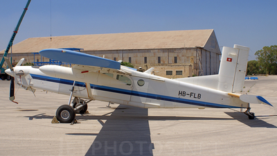 HB-FLB - Pilatus PC-6/B2-H4 Turbo Porter - Zimex Aviation