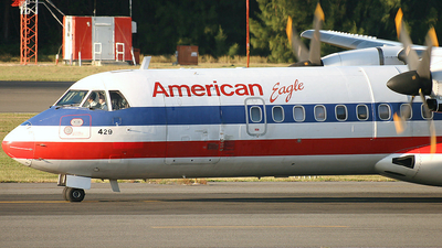 ATR 72-212 - American Eagle (Executive Airlines)