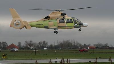 OO-NHD - Eurocopter AS 365N3 Dauphin - Noordzee Helikopters Vlaanderen (NHV)