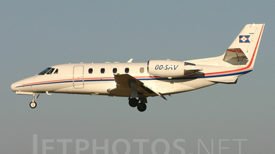 OO-SAV - Cessna 560XL Citation Excel - Flying Service