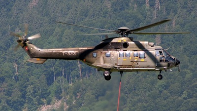 T-323 - Aérospatiale AS 332M1 Super Puma - Switzerland - Air Force