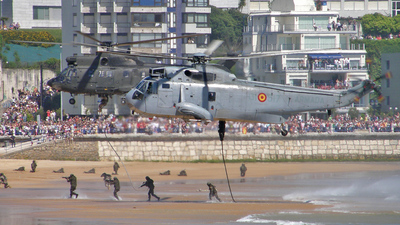 HS.9-17 - Sikorsky SH-3D Sea King - Spain - Navy