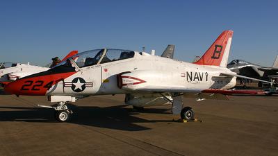 163624 - Boeing T-45A Goshawk - United States - US Navy (USN)