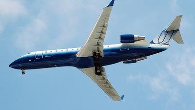 N17156 - Bombardier CRJ-200LR - United Express (Mesa Airlines)