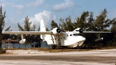 N121FB - Grumman G-111 Albatross - Chalk's Ocean Airways