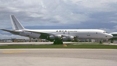 N5824A - Douglas DC-8-55(F) - ARCA