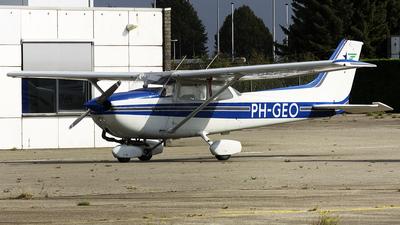 PH-GEO - Reims-Cessna F172N Skyhawk II - Stella Aviation Academy