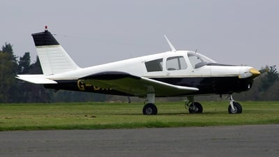 A picture of GBAFW - Piper PA28140 - [2821050] - © Wallace Shackleton