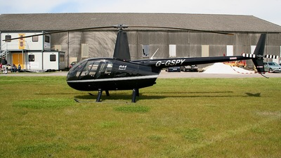 A picture of GGSPY - Robinson R44 Raven II - [10772] - © Phil Hardaker