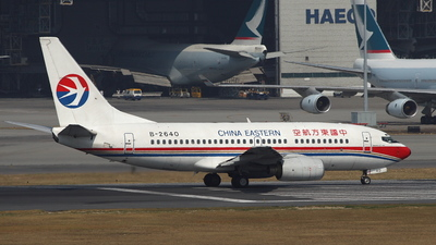 Boeing 737-7W0 - China Eastern Airlines