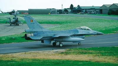 FA-99 - General Dynamics F-16AM Fighting Falcon - Belgium - Air Force