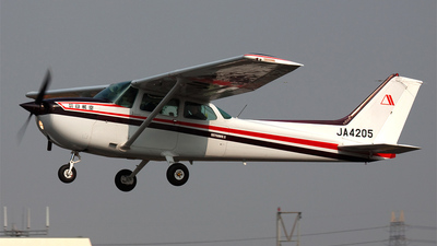 JA4205 - Cessna 172P Skyhawk II - Asahi Air