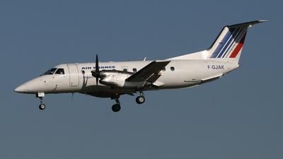 F-GJAK - Embraer EMB-120ER Brasília - Air France (Régional Compagnie Aerienne)