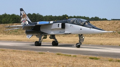 E22 - Sepecat Jaguar T.2 - France - Air Force