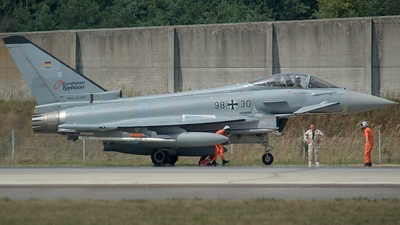 98-30 - Eurofighter Typhoon EF2000 - Germany - Air Force