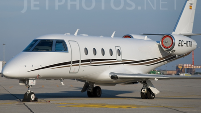 EC-KTK - Gulfstream G150 - Executive Airlines