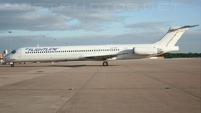 G-FLTK - McDonnell Douglas MD-83 - Flightline