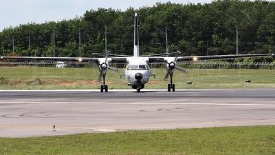 1201 - Fokker F27-200MAR Friendship - Thailand - Royal Thai Navy