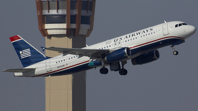 N656AW - Airbus A320-232 - US Airways (America West Airlines)
