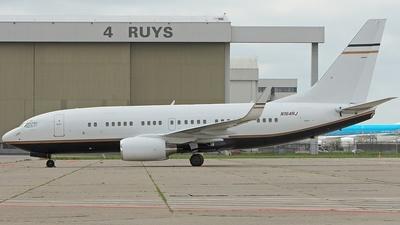 Boeing 737-7BC(BBJ) - Private