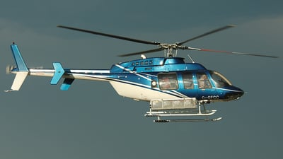 C-GFCC - Bell 407 - Omega Aviation