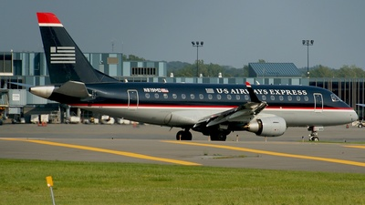 N819MD - Embraer 170-100SU - US Airways Express (Republic Airlines)