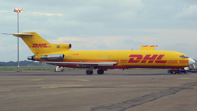 ZS-DPE - Boeing 727-277(Adv)(F) - DHL Aviation