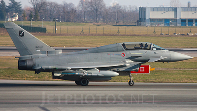 MMX-614 - Eurofighter Typhoon 2000T - Italy - Air Force